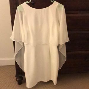 River island White bodycon Dress